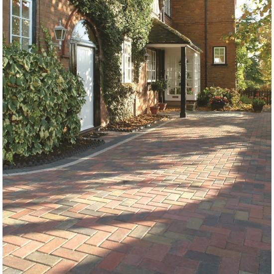Autumn - Driveway 50 - Block Paving - Autumn 200x100x50mm - (488no Per Pack)9.76 m2