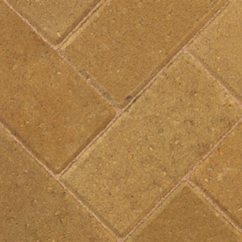 Buff - Driveway 50 - Block Paving - Buff 200x100x50mm - (488no Per Pack)9.76 m2