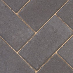 Charcoal - Driveway 50 - Block Paving - Charcoal 200x100x50mm - (488no Per Pack)9.76 m2