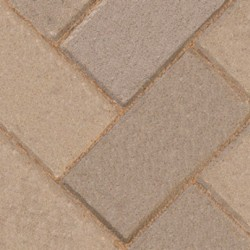 Grey - Driveway 50 - Block Paving - Grey 200x100x50mm - (488no Per Pack)9.76 m2