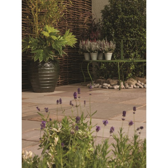 Autumn Green - Natural Sandstone - NaturalStone Ranges - 300x300mm