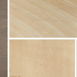 Rustic Buff - Blended Natural Sandstone - NaturalStone Ranges - 600x900mm