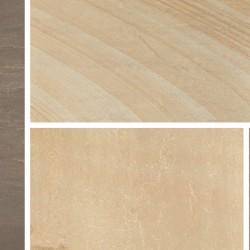 Rustic Buff - Blended Natural Sandstone - NaturalStone Ranges - 600x900mm