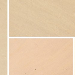 Dune - Smooth Natural Sandstone - Patio Pack 15.30m2