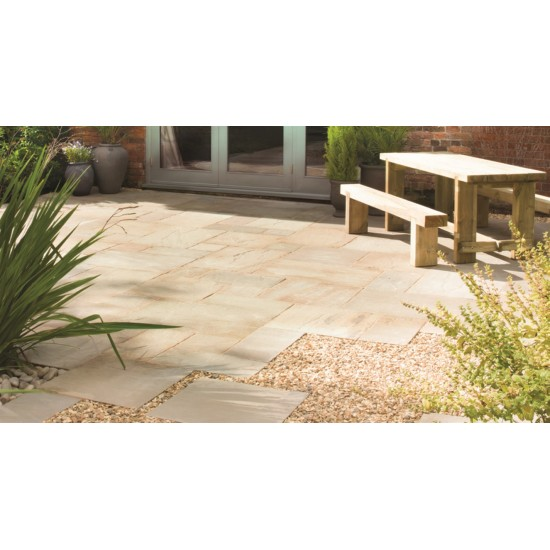 Fossil Buff - Natural Sandstone - NaturalStone Ranges - 300x300mm