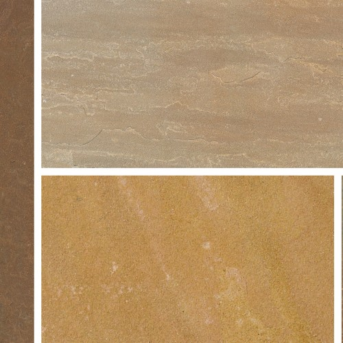 Sunset Buff - Natural Sandstone - NaturalStone Ranges - 600x300mm