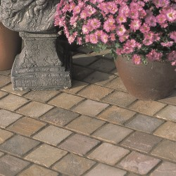 Autumn Green - Natural Sandstone Setts - Landscaping Features - Setts 100x100mm Pack of 750
