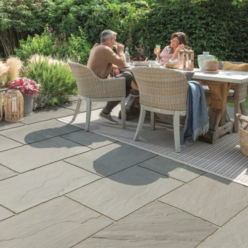Silver Grey - Natural Sandstone - NaturalStone Ranges - 300x300mm