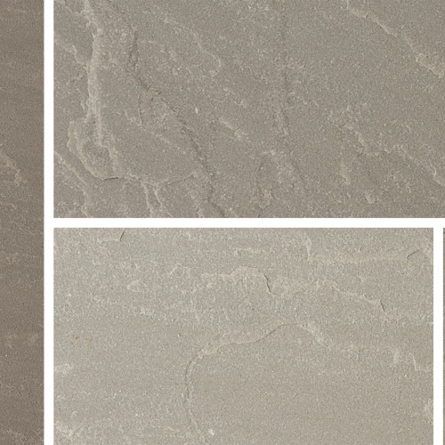 Silver Grey - Natural Sandstone - NaturalStone Ranges - 600x300mm