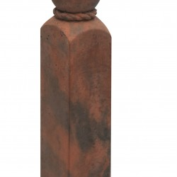 Antique Red - Corner Dolly - Landscaping Features - Edging 50x50x250mm