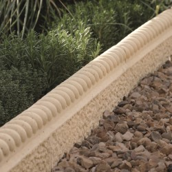 Cotswold - Rustic Rope Top - Landscaping Features - Edging 600x150x50mm Pack of 38
