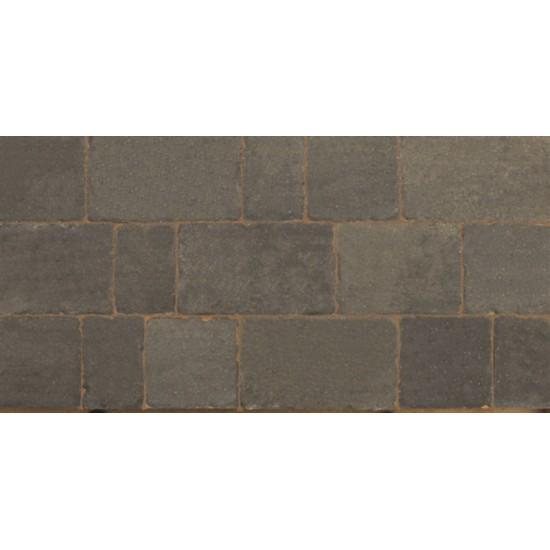 Cinder - Monksbridge - Block Paving - Cinder Mixed Sizes 9.6m2 - (360no Per Pack) 9.60 m2
