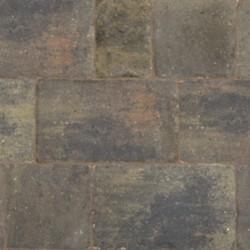 Croft - Monksbridge - Block Paving - Cream Mixed Sizes 9.6m2 - (360no Per Pack) 9.60 m2