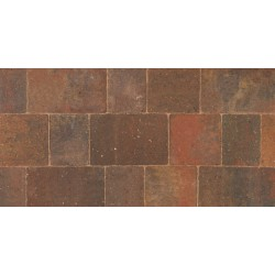 Autumn - Woburn Original - Block Paving - Autumn 134x134x50mm Medium (56) - (504no Per Pack)9.05 m2