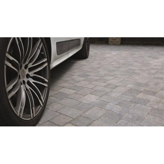 Graphite - Woburn Original - Block Paving - Graphite 100x134x50mm Small (75) - (672no Per Pack)8.98 m2