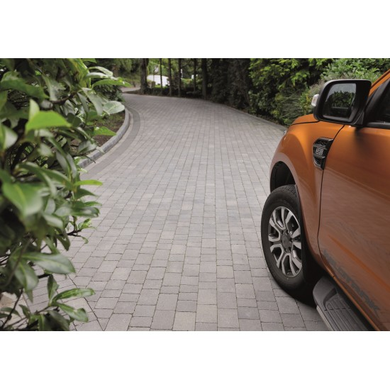 Autumn - Woburn Rumbled - Block Paving - Autumn 200x134x50mm Large (37) - (336no Per Pack)9.05 m2