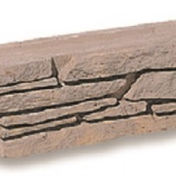 Weathered Cotswold - Madoc Walling Full Block - Landscaping Features - Full Block 580x100x140mm Pack 3.30m2