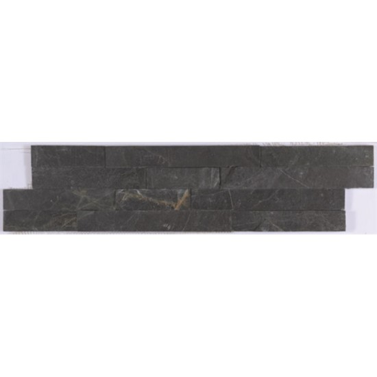 Rustic Gold - Slate Slips - Landscaping Features - Slips 650x150x10-20mm Pack of 6