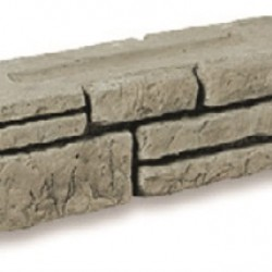 Grey Green - Old Town Walling Full Block - Landscaping Features - Full Block 450x145x130 Pack 3.42m2